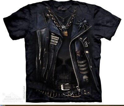 T-Hemd T-Shirt // Onepercenter // Biker // Rocker // Kutte Odin statt Jesus
