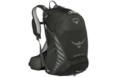 Osprey Escapist Ventilé Nylon Multiple Poche Sac à dos avec Compression Sangle 25 L