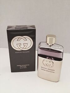 786138e2cd9 Gucci Guilty Diamond Limited Edition Pour Homme 3oz 90ml Spray For ...
