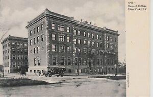 NEW-YORK-CITY-Barnard-College-Columbia-University-Vintage-Postcard