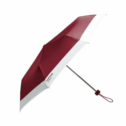 Briers Pantone Umbrella Compact Folding Brolly With Cover Telescopic Manual