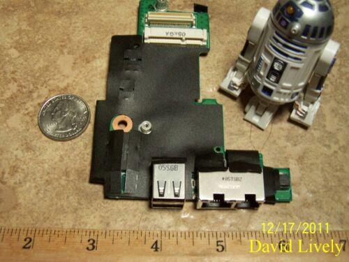 DELL FHYHD LATITUDE E5410 I//O USB NIC RJ-45 SIM BOARD//PANEL CN-0FHYHD