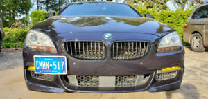 2013 BMW GRAND COUPE 650XI
