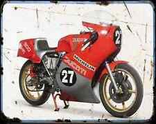 Ducati 860 Corsa A4 Photo Print Motorbike Vintage Aged
