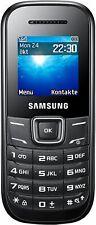 Samsung GT-E1200 Black - Tastenhandy