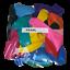 "miniature 5 - Ballons Pearl & PASTEL 10"" Party Pack Anniversaire Mariage Baptême Baby Shower"