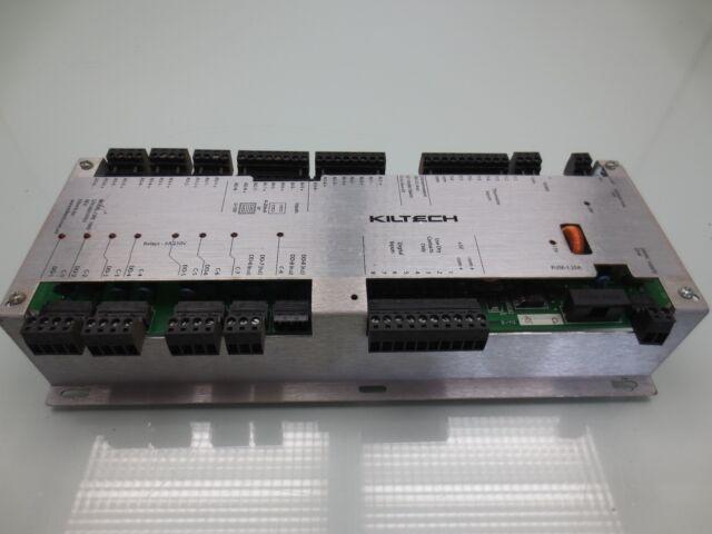Kiltech Model 1000 Bipolar Step Motor Drive Interface Board Control Cmc Rev B