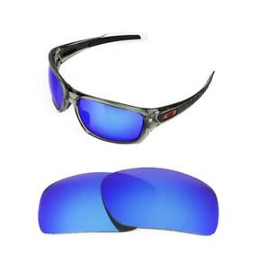 32919d1a88 Image is loading NEW-POLARIZED-REPLACEMENT-ICE-BLUE-LENS-FOR-OAKLEY-