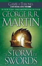 A Song of Ice and Fire: A Storm of Swords 3 by George R. R. Martin (2002, Paperb