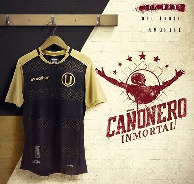 Universitario de Deportes Soccer Football  Jersey Shirt Marathon Peru
