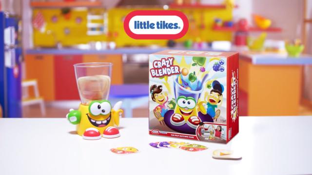 Little Tikes Crazy Blender Game