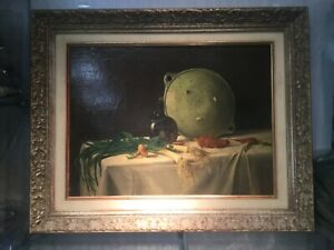old-panel-painting-wood-oil-still-life-signed-in-wooden-frame