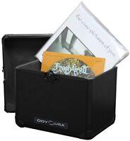 Odyssey Krom 12 In Vinyl Lp Record Road Case Blk - on sale
