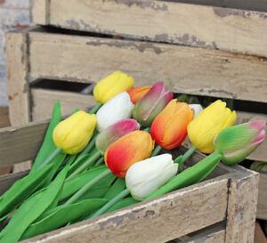 3pcs-Bouquet-Artificial-Flower-Fake-Tulip-Wedding-Plant-Home-Decor-4-Colors