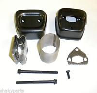 Original Muffler/bolts/gasket For Husqvarna 36, 41, 137, 141, 142 Chain Saw