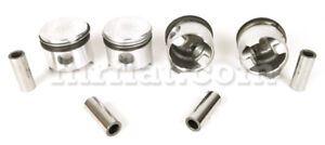 Fiat-850-High-Compression-Pistons-Set-65-4-mm-New