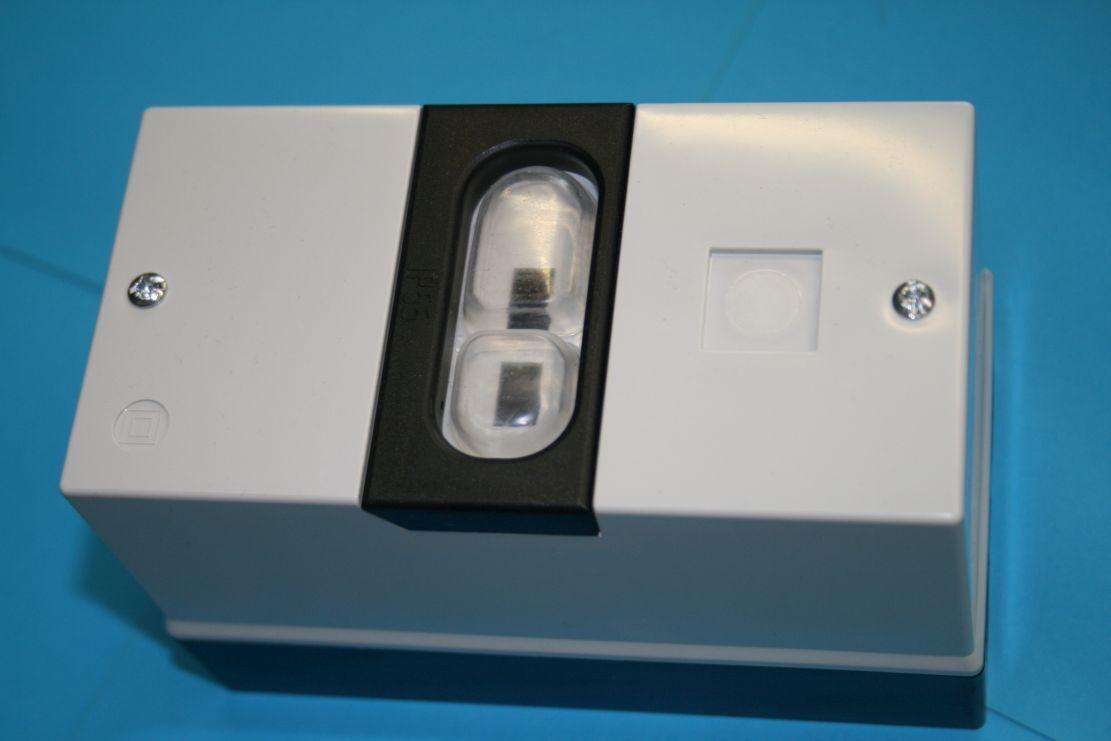 Motorschutzschalter, ABL MS16,, 10,00A -16,00A, mit Gehäuse, IP55, Motorschutz   Mode-Muster