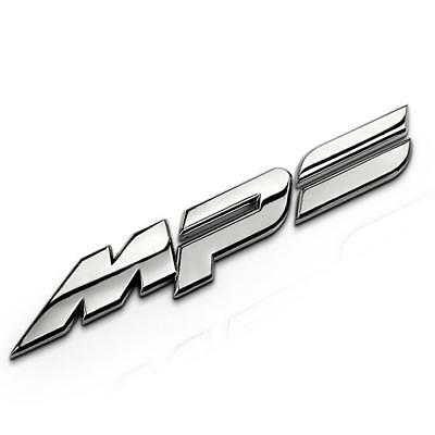 Chrome Metal Letter 25T 35T AWD Car Sticker Rear Decal Emblem For Jaguar F-PACE