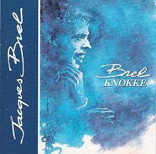 CD 11T + INTERVIEW JACQUES BREL KNOKKE DE 1993 FRANCE 521 237-2