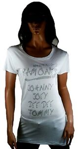 Elegantly Ramones Johnny By M Strass Dee Of Joy Amplified T Waisted Tommy shirt TIw1rqFT