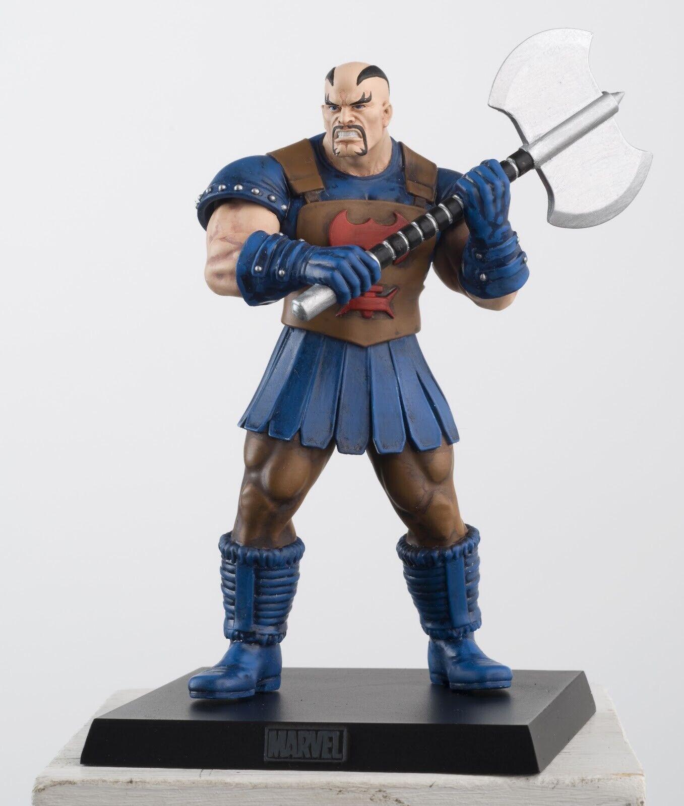 Eaglemoss Supereroi Marvel Vendicatori SKURGE Statuina Piombo MIB, 2013