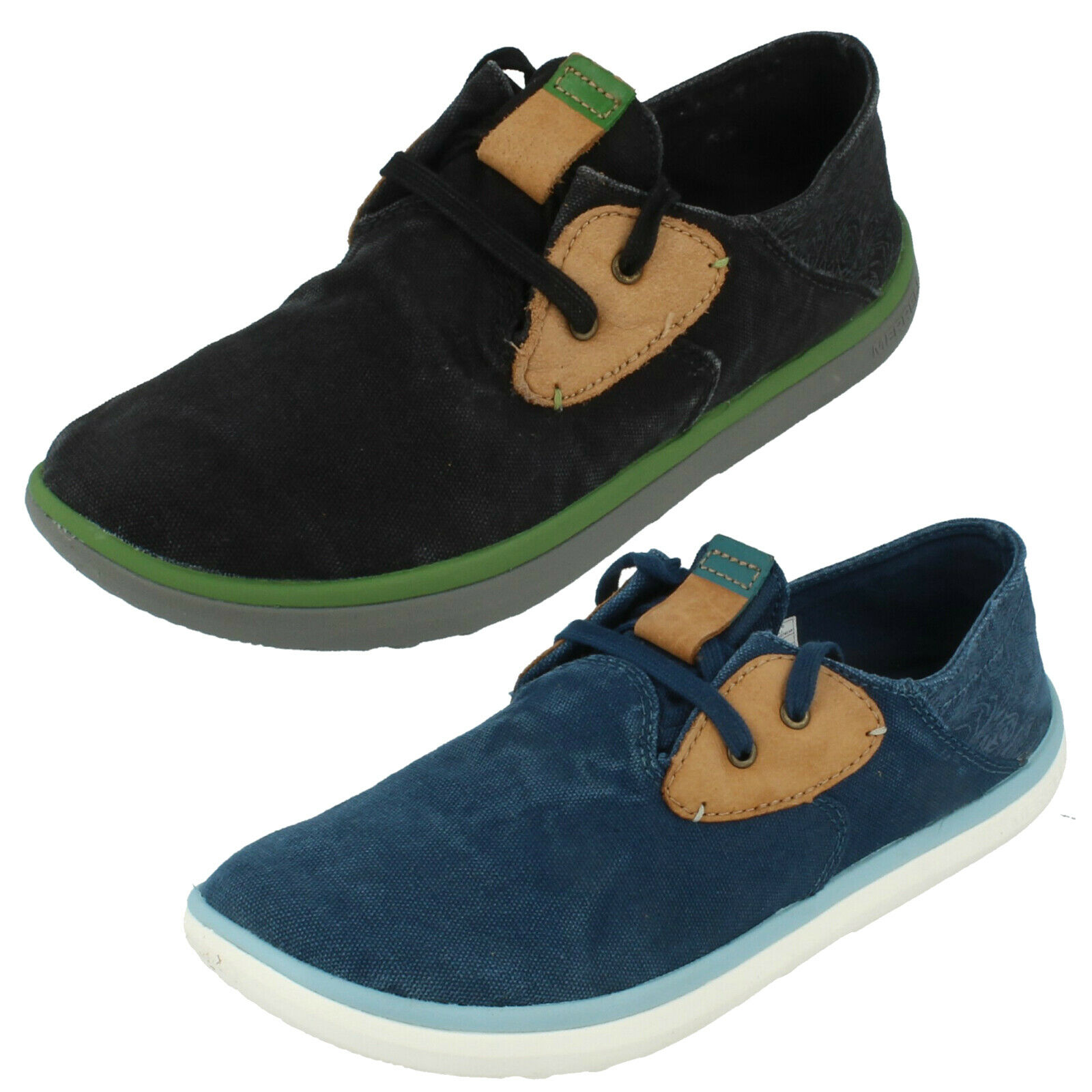 Mens Duskair Lace Up Casual Summer schuhe   Trainer By Merrell