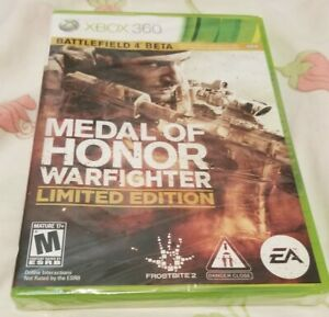 Medal-of-Honor-Warfighter-Limited-Edition-Microsoft-Xbox-360-2012-NEW-SEALED