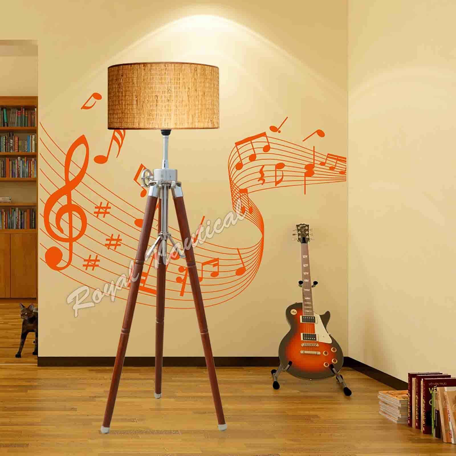 Floor Lamp Without Shade Bedroom Cool