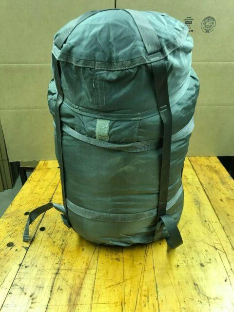 US Military Modular Sleeping bag System MSS Small Foliage COMPRESSION STUFF SACK