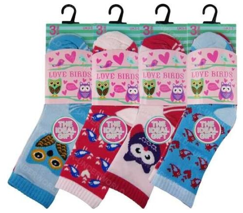 Girls Boys Socks Childrens Kids Character Novelty Comic Design 6 Pairs