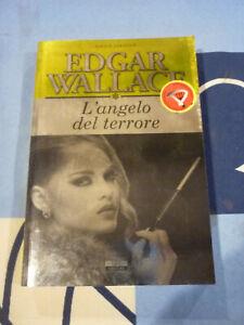L' ANGELO DEL TERRORE EDGAR WALLACE