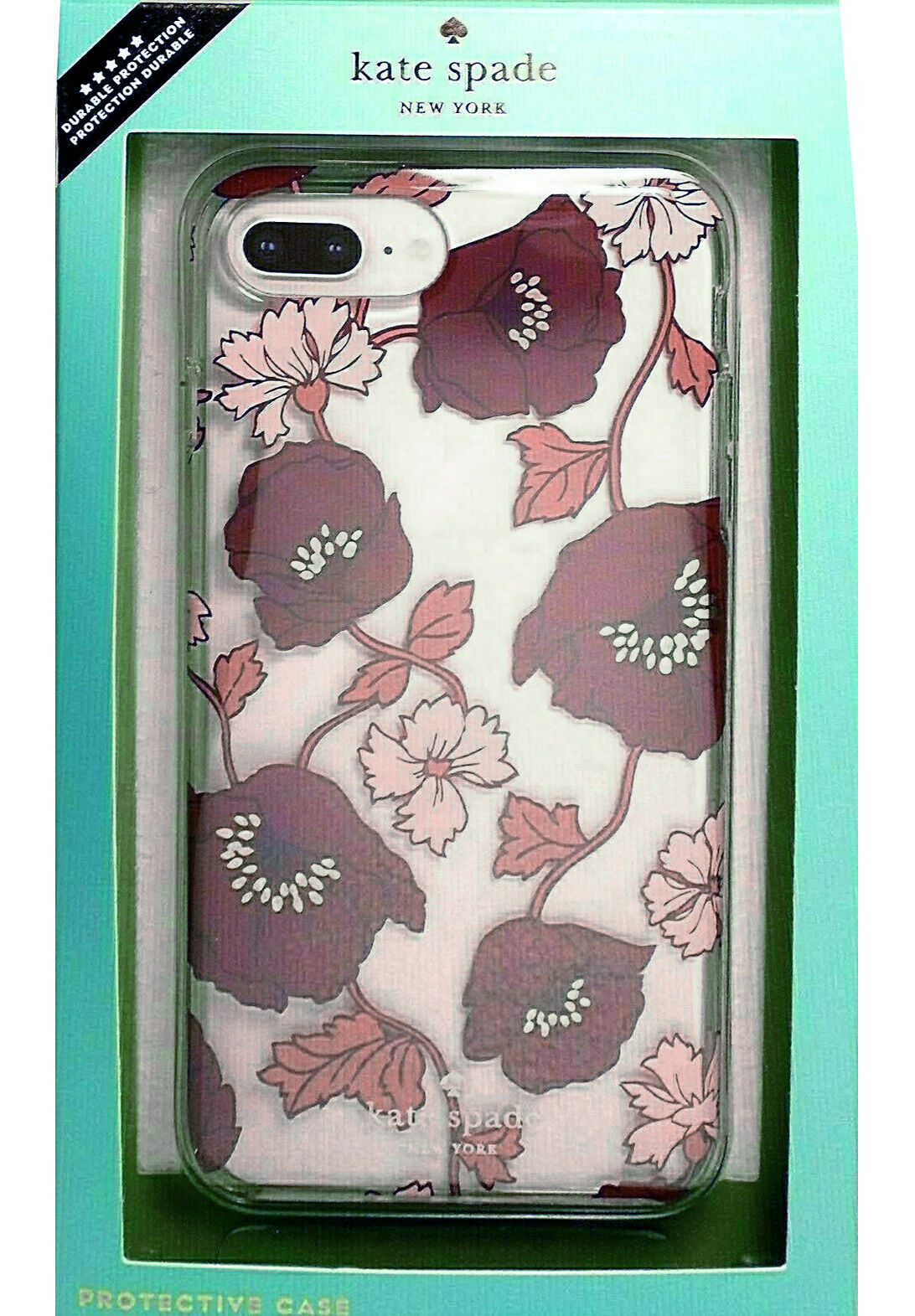 Kate Spade Protective Iphone 7 Plus 8 Plus 6 6s Plus Caso Sonho