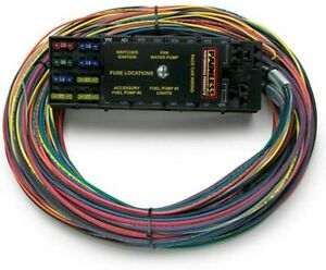 [TBQL_4184]  PAINLESS WIRING 10 Circuit Race Harness P/N - 50001 | eBay | 10 Painless Wiring Harness |  | eBay