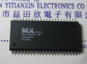 MX 29LV160TMC-90 MX29LV160TMC-90 29LV160 Single Voltage Flash Memory