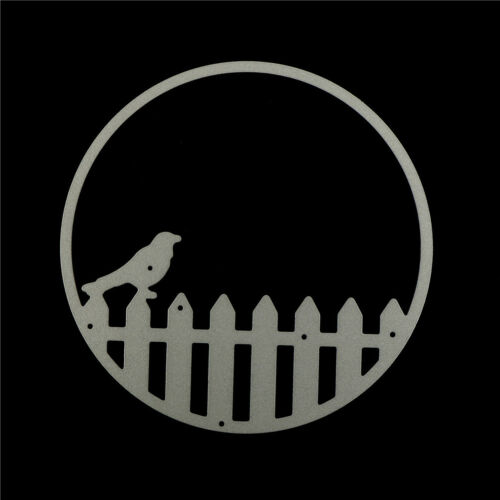 Metal Cutting Die Stencils The bird DIY Craft Embossing Die Cutting TemplatFBDC