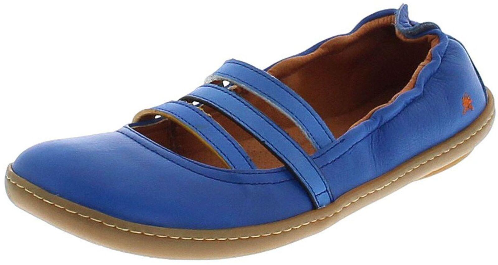Art 1291 KIO Sea Ballerinas für Damen Blau Lederschuhe  | Hohe Qualität und geringer Aufwand