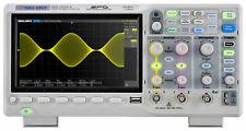 Siglent Sds1202x E 200 Mhz 2 Channel Digital Oscilloscope