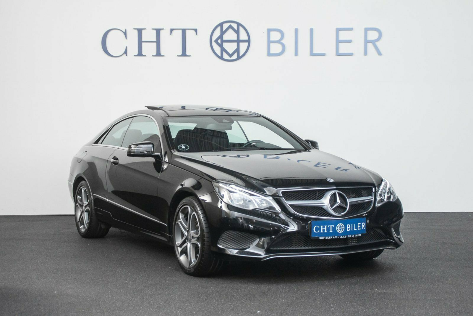 Mercedes E200 2,0 Coupé aut. 2d - 399.900 kr.