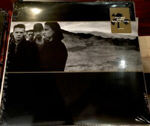 U2-Joshua-Tree-2LP-Vinyl-New-180gm-Gate-Album-Download-30th-Anniv-Remaster