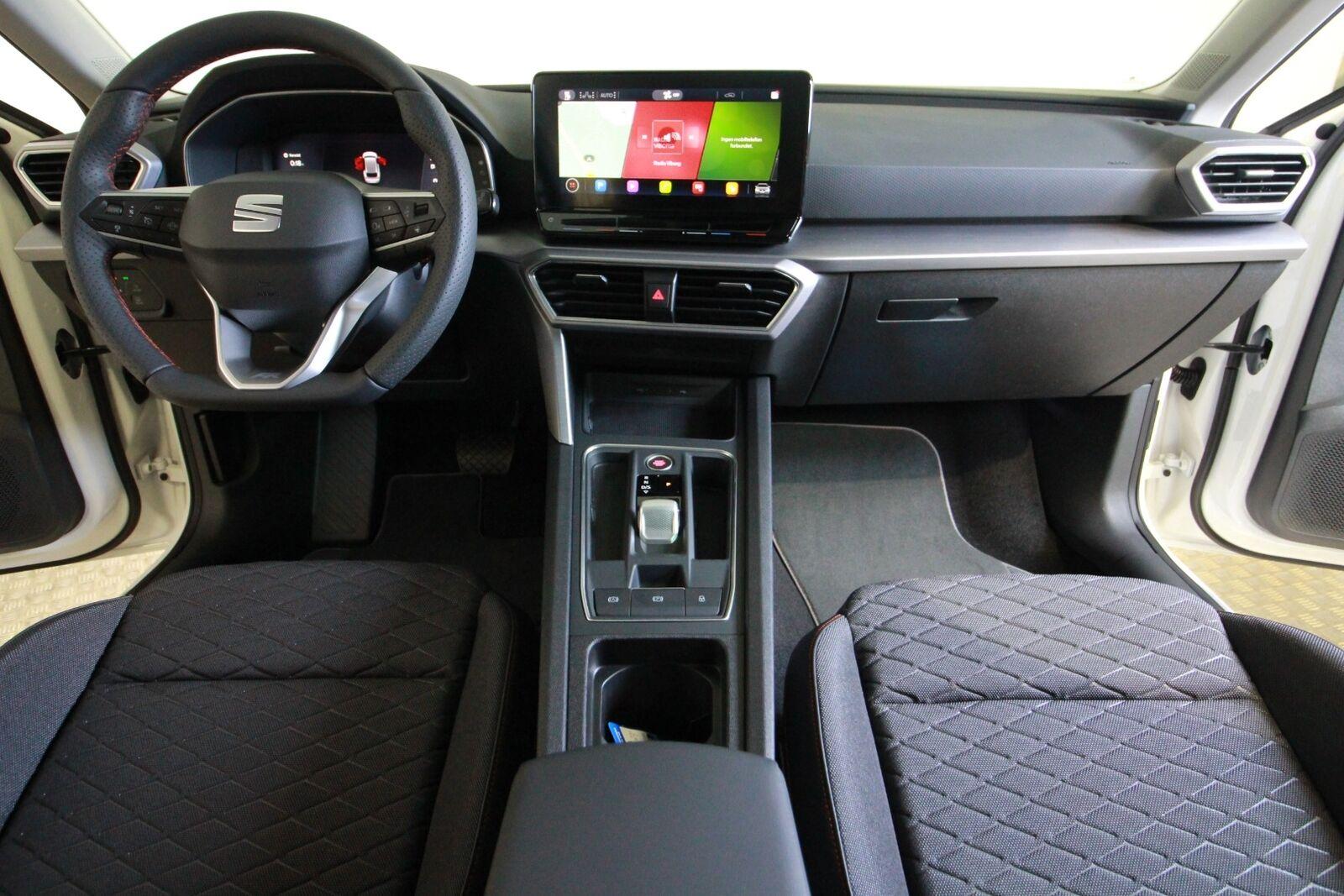 Seat Leon eHybrid FR SP DSG