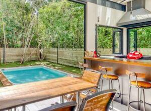 Casa en venta con 5 recámaras y alberca en Selvamar, Playa del Carmen