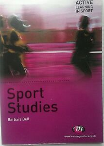Sport Studies Active Learning in Sport Series Bell Barbara 2009 Paperback - <span itemprop='availableAtOrFrom'>London, United Kingdom</span> - Sport Studies Active Learning in Sport Series Bell Barbara 2009 Paperback - London, United Kingdom