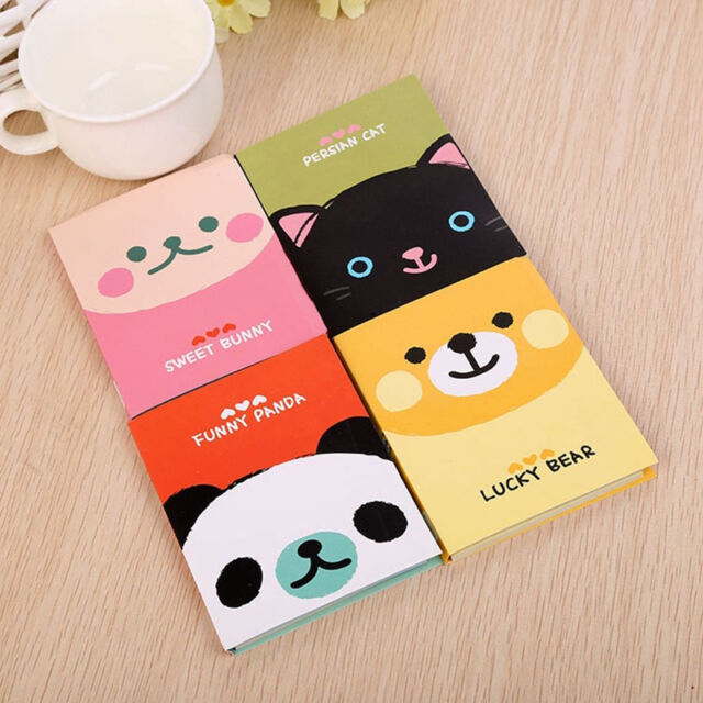 Animals Sticker Bookmark Marker Memo Flags Sticky Cute Notes