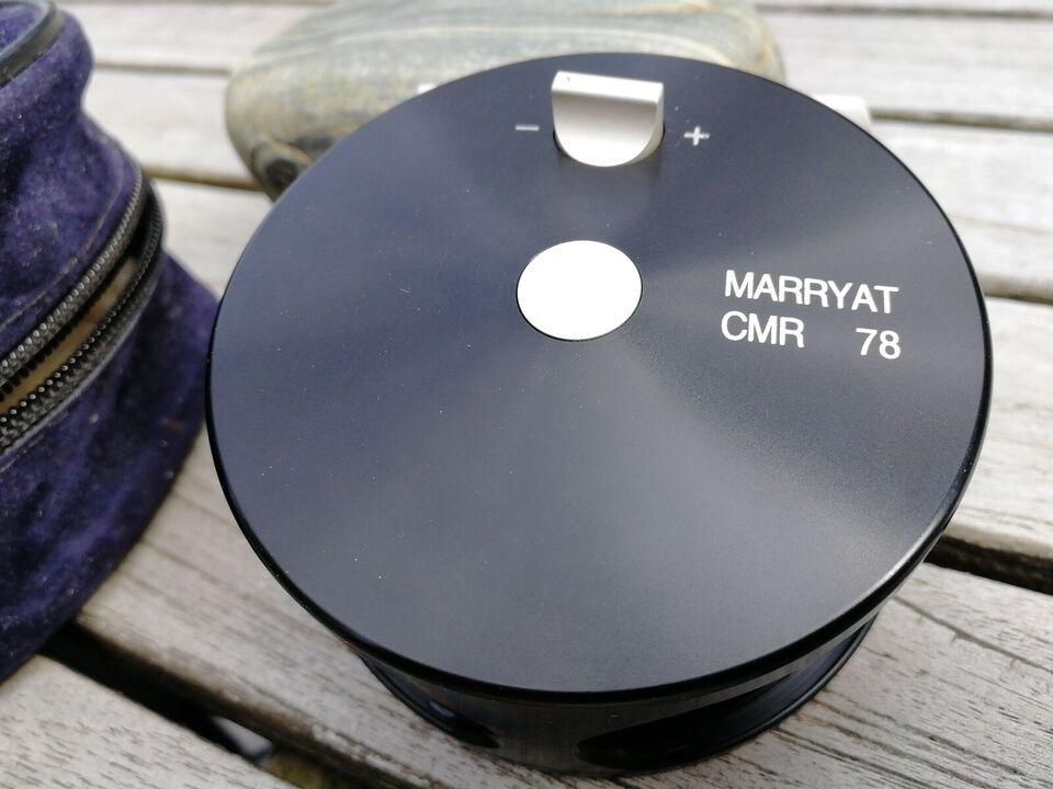 Fluehjul, MARRYAT CMR #7/8