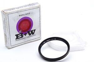 B-W-Nahlinse-Close-Up-4-dpt-49-mm-ES-OVP-boxed