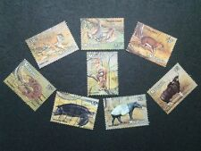 Malaysia 1979 Definitive 3rd Series Complete Set - Animals up to $10 #4