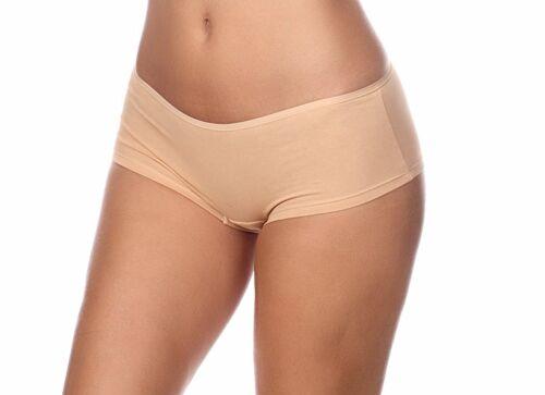 Timpa Cotton Low Rise Boyshort Panty 00006