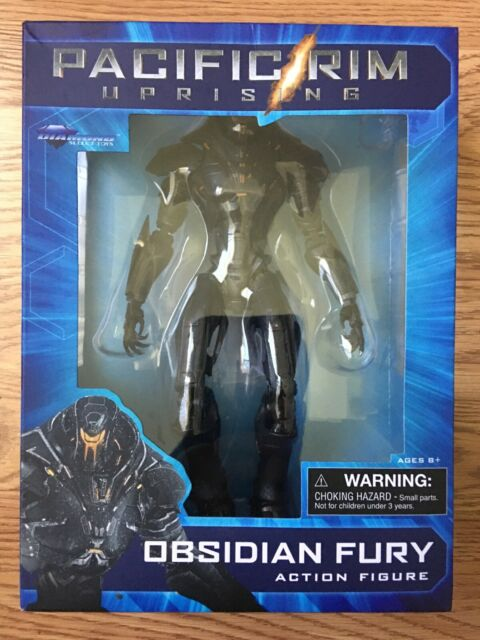 DIAMOND SELECT TOYS PACIFIC RIM UPRISING OBSIDIAN FURY ACTION FIGURE BRAND NEW
