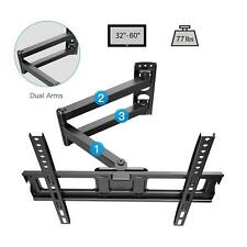 Leadzm TMXD-103 Full Motion TV Wall Mount for 32 to 60 inch