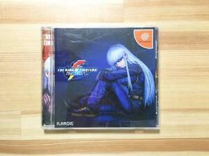 THE-KING-OF-FIGHTERS-2001-Sega-Dreamcast-Japan-Import-Used-Game-SNK-PLAYMORE